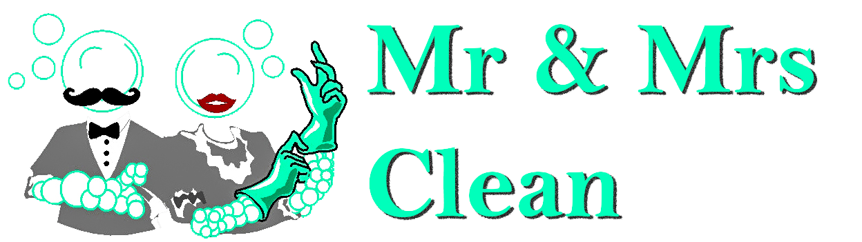 Mr & Mrs Clean